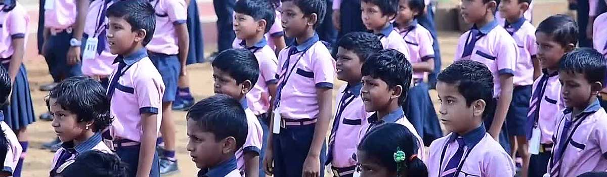 schools in thanjavur